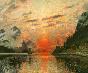 art and adelsteen normann image