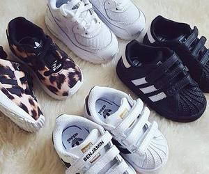 baby, adidas, and shoes image