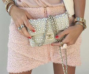 fashion, accessories, and chanel image