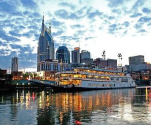 nashville, tennessee, and travel image