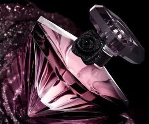 diamond, lancome, and parfum image