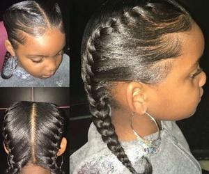 kids braids image