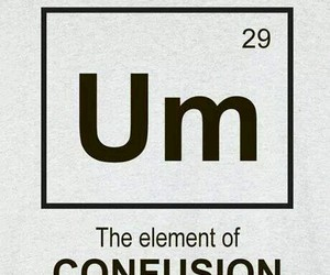 funny, confusion, and element image