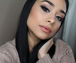 makeup, sigma beauty, and instagram image