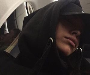 black and hoodie image