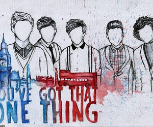 one direction, one thing, and 1d image