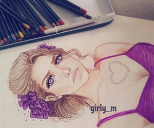 art, girl, and girly_m image