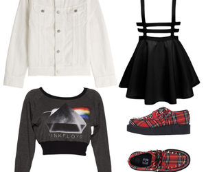 clothes, Polyvore, and creepers image
