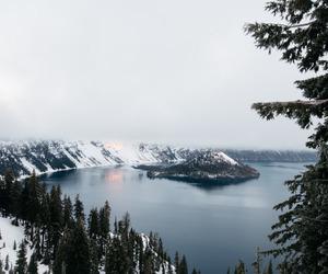 aesthetics, lake, and nature image