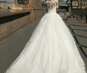 bride, marriage, and wedding image