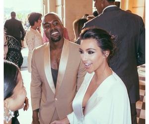 kim, kim kardashian, and kanye image