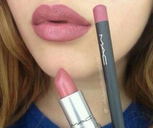 fashion, lips, and make up image
