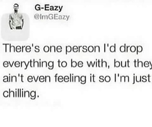 quote, g-eazy, and fact image