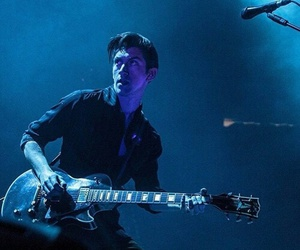 alex turner, concert, and indie image