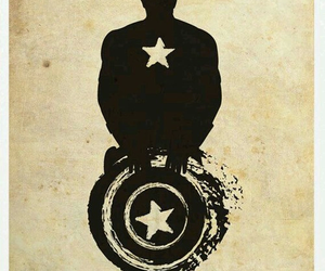 captain america, wallpaper, and steve rogers image