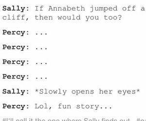 lol, moms, and percabeth image