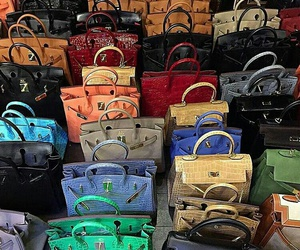 bag, Birkin, and stylé image