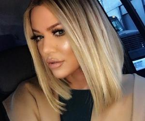 kardashian, cute, and khloe image