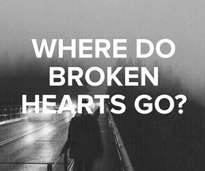broken, quotes, and one direction image