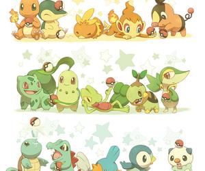 pokemon and starter image