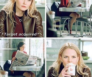 swanqueen, emma swan, and ️ouat image