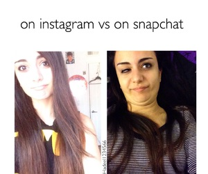funny, instagram, and snapchat image
