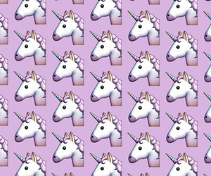 unicorn, background, and pattern image