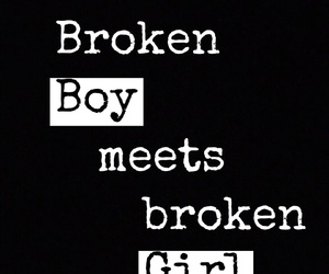 broken, Lyrics, and quotes image