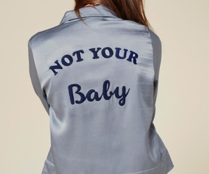 girl, tumblr, and not your baby image