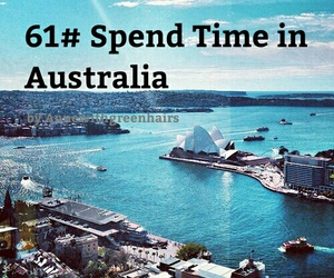 australia, Dream, and holiday image