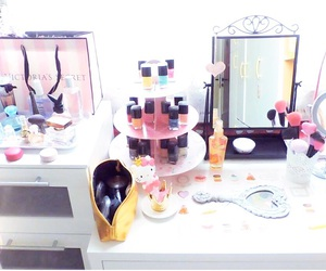 chanel, mac, and collection image