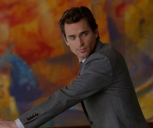 donovan, white collar, and neal caffrey image