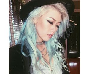 400 images about blonde and blue hair on we heart it see more superthumb urmus Choice Image