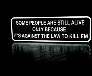 quotes, kill, and people image
