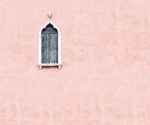 pink, window, and indie image