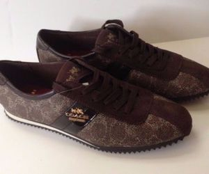 coach, ebay, and women's shoes image