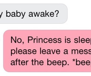 princess, text, and love image