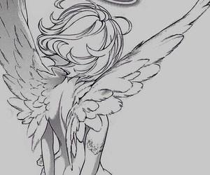 angel, manga, and anime image