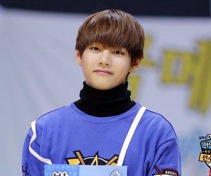 kpop, bts, and taehyung image