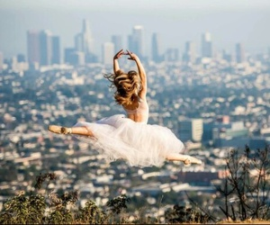 ballet, dance, and city image