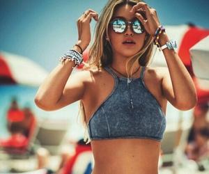 gigi hadid, bikini, and summer image