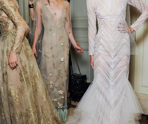 Couture, fashion, and designer image