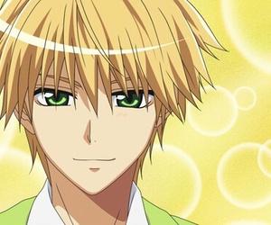 anime, boy, and usui takumi image