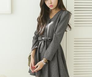 fashion, asian fashion, and dress image