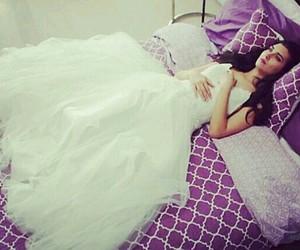 beautiful, elif denizer, and wedding image