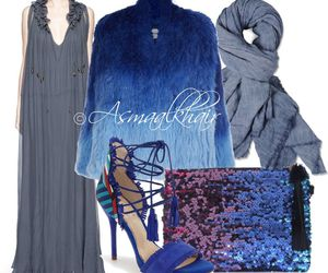 accessories, bags, and blue image