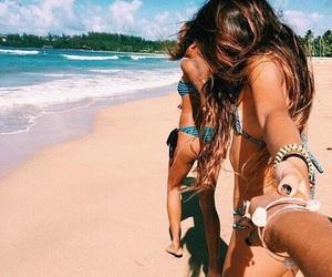 beach, goals, and hair image