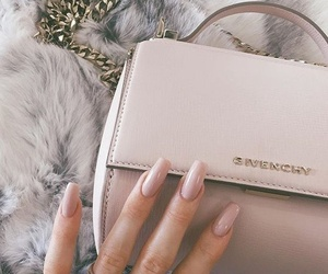 nails, Givenchy, and bag image