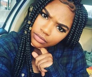 summerella, beauty, and braids image