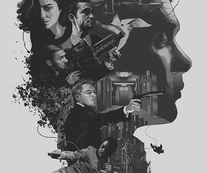 inception and movie image